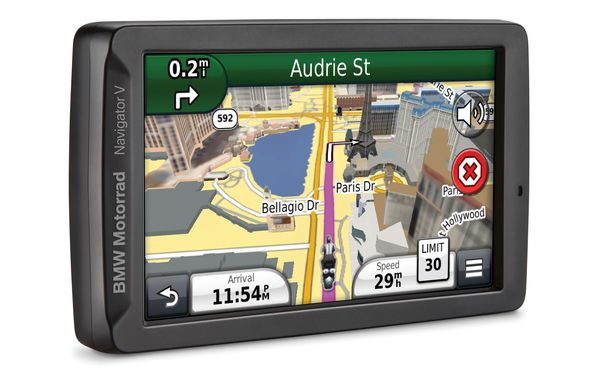bmw motorrad navigator v nouveau gps moto as gps. Black Bedroom Furniture Sets. Home Design Ideas